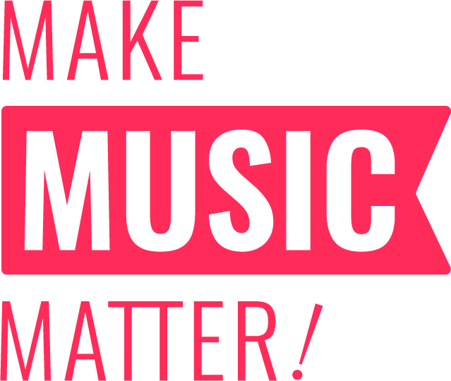 Make Music Matter på Facebook